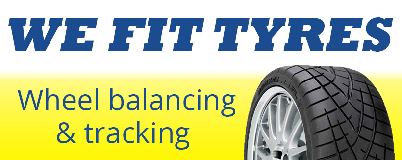 AB Autos Chard We fit tyres, balancing and tracking
